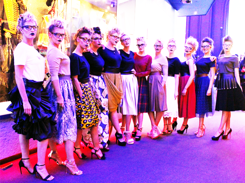 Liverpool Fashion Week Whats Your Skirt
