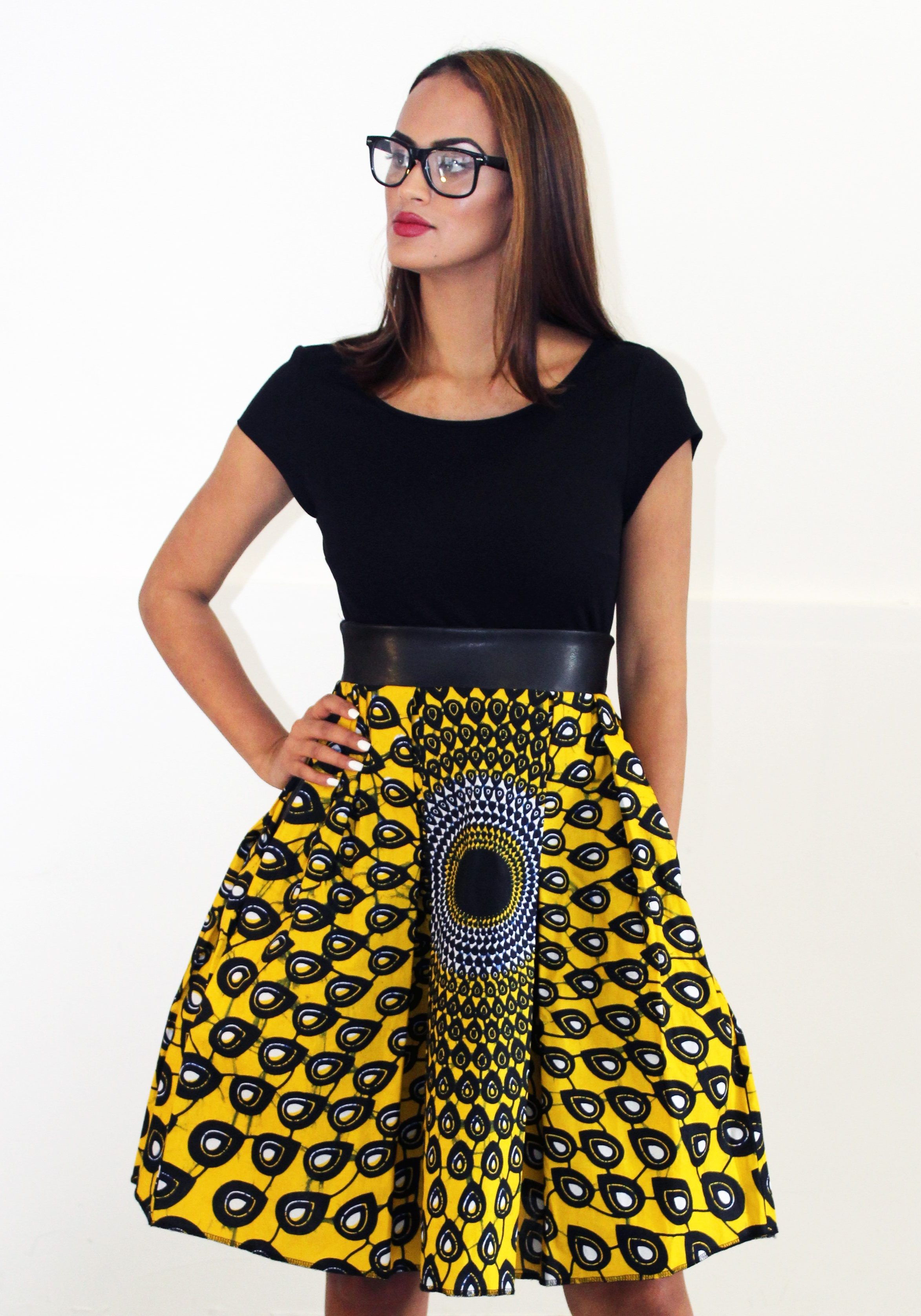The Afrika Skirt by What's Your Skirt